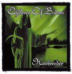 CHILDREN OF BODOM: Hatebreeder (95x95) (felvarró)