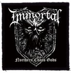 IMMORTAL: Northern Chaos Gods (95x95) (felvarró)