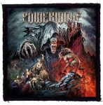 POWERWOLF: The Sacrament Of Sin (95x95) (felvarró)