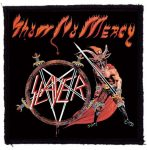 SLAYER: Show No Mercy (95x95) (felvarró)
