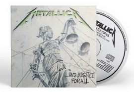 METALLICA: And Justice For All (CD, 2018 Remastered)