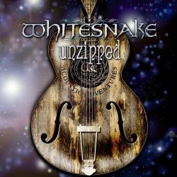 WHITESNAKE: Unzipped (5CD+DVD, Deluxe Edition)