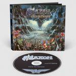 SAXON: Rock The Nation (CD, mediabook, +8 bonus)