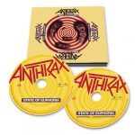 ANTHRAX: State Of Euphoria (2CD, 30th Anniversary)