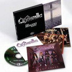 CINDERELLA: Mercury Years (5CD)