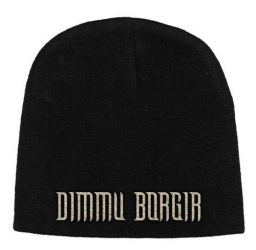 DIMMU BORGIR: Logo (kötött sapka)