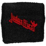 Judas Priest - Logo (frottír csuklószorító)
