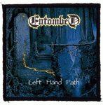 ENTOMBED: Left Hand Path (95x95) (felvarró)