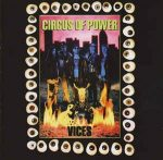 CIRCUS OF POWER: Vices (CD, +5 bonus)