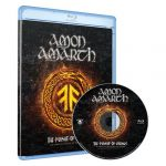 AMON AMARTH: Pursuit Of Vikings (Blu-ray+CD)