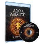 AMON AMARTH: Pursuit Of Vikings (Blu-ray+CD)