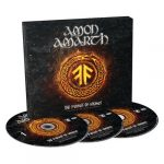 AMON AMARTH: Pursuit Of Vikings (2DVD+CD)