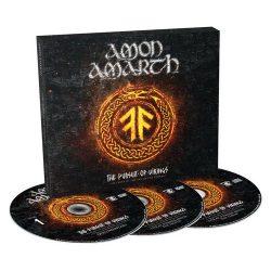 AMON AMARTH: Pursuit Of Vikings (2DVD+CD)