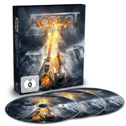 ACCEPT: Symphonic Terror (DVD+2CD)