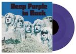 DEEP PURPLE: In Rock (LP, purple vinyl, ltd.)