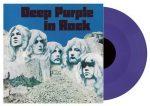 DEEP PURPLE: In Rock (LP, purple vinyl, ltd.)