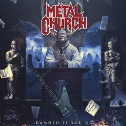 METAL CHURCH: Damned If You Do (2LP)