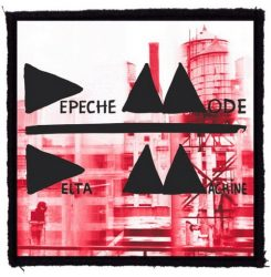 DEPECHE MODE: Delta Machine (95x95) (felvarró)