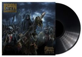 LEGION OF THE DAMNED: Slaves Of The Shadow Realm (LP)
