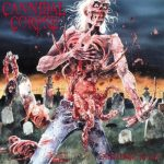CANNIBAL CORPSE: Eaten Back To Life (LP)