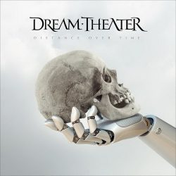 DREAM THEATER: Distance Over Time (2CD+Blu-ray+DVD)