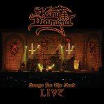 KING DIAMOND: Songs For The Dead Live (2LP, black, 180 gr)