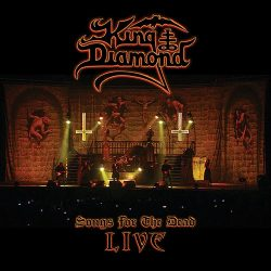 KING DIAMOND: Songs For The Dead Live (2LP, black, 180 gr)