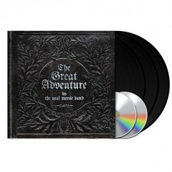 NEAL MORSE BAND: The Great Adventure (3LP+2CD)