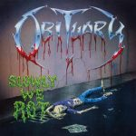 OBITUARY: Slowly We Rot (LP, 180 gr, audiophile, coloured, ltd.)