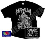 NAPALM DEATH: Scum Demo (póló)