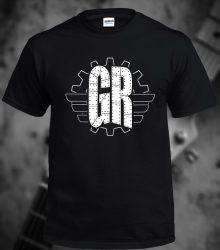 GÉPMADÁR: GR Logo (póló)