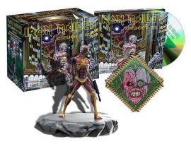 IRON MAIDEN: Somewhere In Time (CD, Collector's Edition)