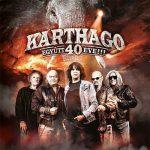 KARTHAGO: Együtt 40 éve! (CD, digipack)