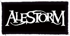 ALESTORM: Logo (94x45) (felvarró)