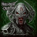 MALEVOLENT CREATION: The 13th Beast (CD)
