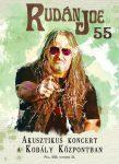 RUDÁN JOE: 55 - Akusztikus koncert (DVD)