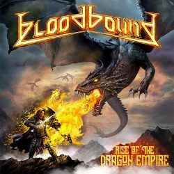 BLOODBOUND: Rise Of The Dragon Empire (CD+DVD)