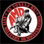 AMD: Ne vonulj be! (LP, red, ltd. to 250 copies)