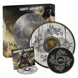 AMON AMARTH: Berserker (CD, box set) (akciós!)