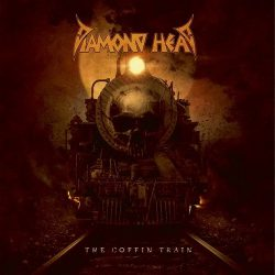 DIAMOND HEAD: The Coffin Train (CD)