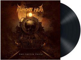 DIAMOND HEAD: The Coffin Train (LP, 180 gr)