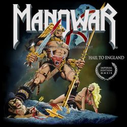 MANOWAR: Hail To England - MMXIX Imperial Edition (CD)
