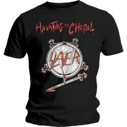 SLAYER: Haunting The Chapel (póló)