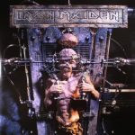IRON MAIDEN: The X Factor (CD, 2015 remastered, digipack)