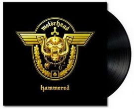 MOTORHEAD: Hammered (LP)