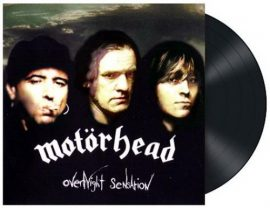 MOTORHEAD: Overnight Sensation (LP)