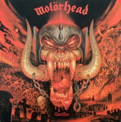 MOTORHEAD: Sacrifice (LP)