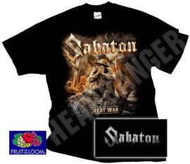 SABATON: The Great War (póló)