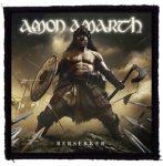 AMON AMARTH: Berserker (95x95) (felvarró)