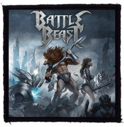 BATTLE BEAST: Battle Beast (95x95) (felvarró)